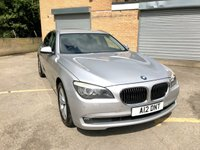 USED 2010 59 BMW 7 SERIES 3.0 730D SE 4d AUTO SAT NAV, FULL HEATED LEATHER, STUNNING DRIVE BMW / SPECIALIST SERVICE HISTORY, GREAT SPEC.
