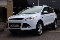 2015 FORD KUGA 2.0 TITANIUM X TDCI 5d 177 BHP £12970.00