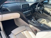 USED 2014 63 BMW 6 SERIES 3.0 640d M Sport 2dr **SOLD AWAITING COLLECTION**