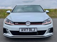 USED 2017 17 VOLKSWAGEN GOLF 2.0 TSI BlueMotion Tech GTI Hatchback DSG (s/s) 5dr LOW MILES VIRTUAL COCKPIT!