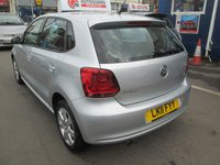 USED 2011 11 VOLKSWAGEN POLO 1.4 SE 5d 85 BHP
