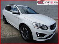 2014 VOLVO XC60 2.0 D4 R-DESIGN NAV 5dr AUTO 178 BHP **EXCELLENT VALUE** £SOLD