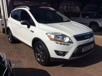 2012 FORD KUGA 2.0 TITANIUM X TDCI 5d 163 BHP £8995.00