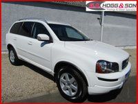 2014 VOLVO XC90 2.4 D5 ES AWD 5dr AUTO 200 BHP  *SEVEN SEATER FINISHED IN WHITE* £14995.00