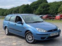 2002 FORD FOCUS 1.6 LX 5d 99 BHP £700.00