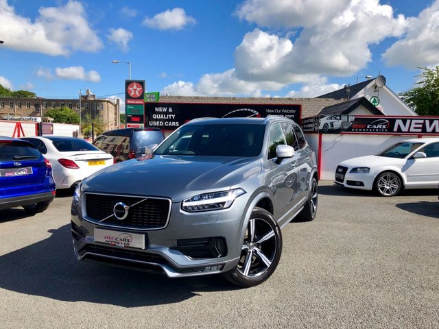 2016 16 VOLVO XC90 2.0 D5 POWERPULSE R-DESIGN AWD 5d AUTO 231 BHP