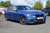 2013 BMW 3 SERIES 3.0 330D M SPORT 4d AUTO 255 BHP £13950.00