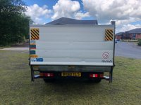 USED 2011 60 FORD TRANSIT 2.4 350 DROPSIDE TAILLIFT TOOL BOX ONE COMPANY OWNER