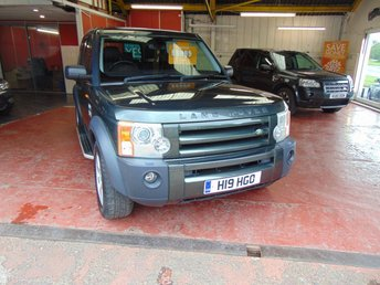 2005 LAND ROVER DISCOVERY 2.7 3 TDV6 SE 5d AUTO 188 BHP