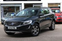 USED 2014 14 VOLVO XC60 2.0 D4 SE 181 5d AUTO 178 BHP 1 OWNER FROM NEW * FSH * FULL HEATED LEATHER * DAB RADIO * BLUETOOTH * CRUISE CONTROL *