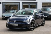 2016 VOLKSWAGEN GOLF MK7 GTD 2.0 TDI 184ps DSG 5 DOOR AUTOMATIC £14790.00