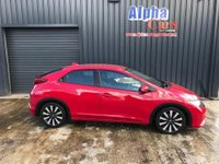 USED 2014 A HONDA CIVIC 1.8 i-VTEC SE Plus 5dr (dab, premium audio) AUTOMATIC