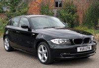 2011 BMW 1 SERIES 2.0 116I SPORT 5d 121 BHP £4995.00