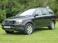 USED 2008 58 VOLVO XC90 2.4 D5 S AWD 5d AUTO 185 BHP www.suffolkcarcentre.co.uk - Located at Ilketshall