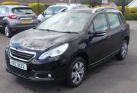 USED 2016 PEUGEOT 2008 1.6 BLUE HDI ACTIVE 5d 75 BHP FREE ROAD TAX