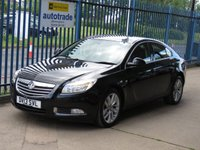 2013 VAUXHALL INSIGNIA 2.0 SRI CDTI 5dr Bluetooth Cruise Climate Alloys £5000.00