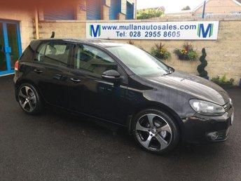 2010 VOLKSWAGEN GOLF 1.6 SE TDI 5d 103 BHP £5250.00