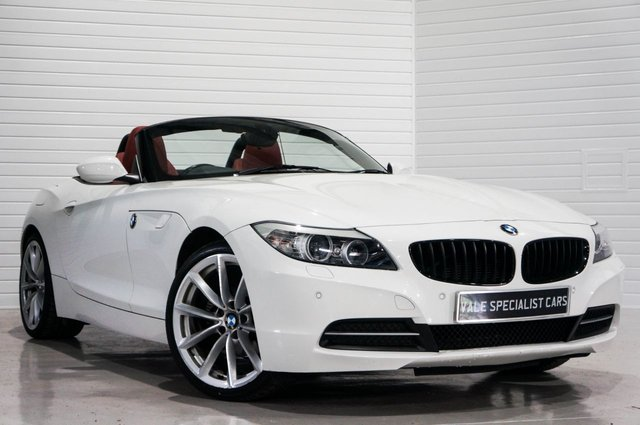 2011 61 BMW Z4 2.5 Z4 SDRIVE23I HIGHLINE EDITION