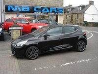 USED 2014 14 RENAULT CLIO 1.5 DYNAMIQUE S MEDIANAV ENERGY DCI S/S 5d 90 BHP TURBO DIESEL,ZERO ROAD TAX