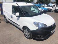 2016 FIAT DOBLO 1.6 16V SX MAXI MULTIJET II 1d 105 BHP £7300.00