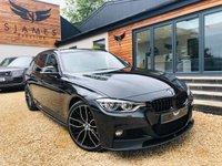 2017 BMW 3 SERIES 3.0 335D XDRIVE M SPORT TOURING 5d AUTO 308 BHP £22990.00