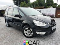 USED 2011 61 FORD GALAXY 2.0 ZETEC TDCI 5d AUTO 138 BHP 2 PRV OWNERS + JUST SERVICED