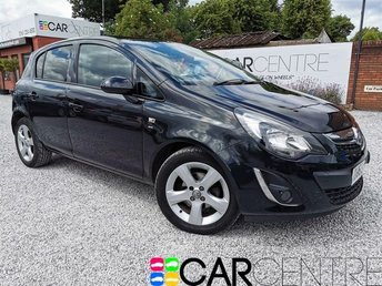 View our 2013 63 VAUXHALL CORSA 1.4 SXI AC 5d 98 BHP
