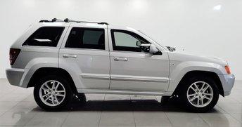 2009 JEEP GRAND CHEROKEE 3.0 OVERLAND CRD V6 5d AUTO 215 BHP £6950.00
