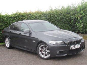 2010 BMW 5 SERIES 2.0 520D M SPORT 4d £7885.00