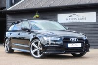 USED 2015 15 AUDI A6 2.0 AVANT TDI ULTRA BLACK EDITION 5d AUTO 188 BHP