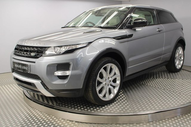USED 2014 63 LAND ROVER RANGE ROVER EVOQUE 2.2 SD4 DYNAMIC LUX 3d 190 BHP
