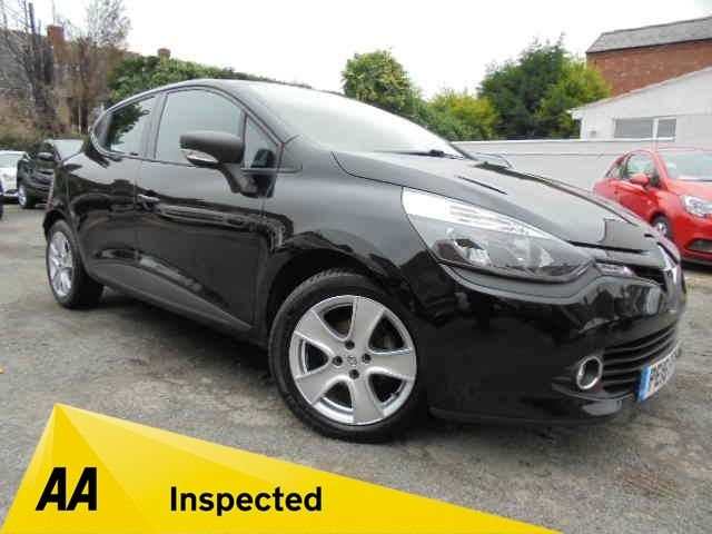 USED 2016 16 RENAULT CLIO 1.1 PLAY 16V 5d 73 BHP BLUETOOTH HANDS FREE + USB