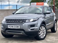 USED 2014 LAND ROVER RANGE ROVER EVOQUE 2.2 ED4 PURE 5d 150 BHP // Full Black Heated Leather // Parking Aid System