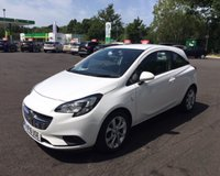 USED 2016 16 VAUXHALL CORSA 1.4 ENERGY AC 3dr THIS VEHICLE IS AT SITE 1 - TO VIEW CALL US ON 01903 892224