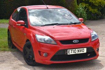 2010 FORD FOCUS 2.5 ST-3 3d 223 BHP £6500.00