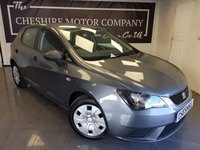 2014 SEAT IBIZA 1.2 S A/C 5d + 2 FORMER KEEPERS + HISTORY + 2 KEYS £3975.00