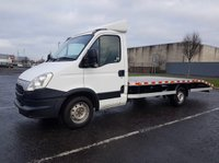 USED 2013 13 IVECO DAILY 2.3 35S11 1d 106 BHP