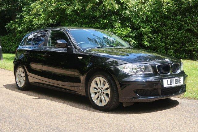 USED 2011 11 BMW 1 SERIES 2.0 116I ES 5d 121 BHP