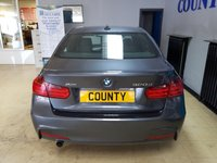 USED 2014 64 BMW 3 SERIES 2.0 320D XDRIVE M SPORT 4d 181 BHP * TWO OWNERS * FULL HISTORY *