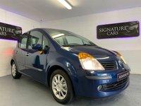 2006 RENAULT MODUS 1.6 PRIVILEGE 16V 5d AUTO 113 BHP £2450.00
