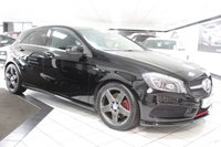 2014 MERCEDES-BENZ A CLASS 2.0 A250 ENGINEERED BY AMG DCT BLUEEFFICIENCY 211 BHP £15425.00