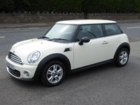USED 2010 60 MINI HATCH ONE 1.6 ONE 3d 98 BHP Finance Options Available - Good Credit / Bad Credit