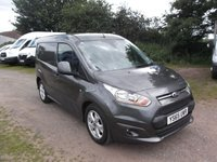 2015 FORD TRANSIT CONNECT 1.6 200 LIMITED 114 BHP L1 H1  £8499.00
