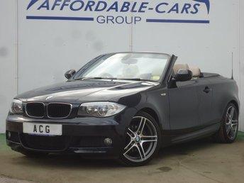 2012 BMW 1 SERIES 2.0 118D SPORT PLUS EDITION 2d 141 BHP £8450.00