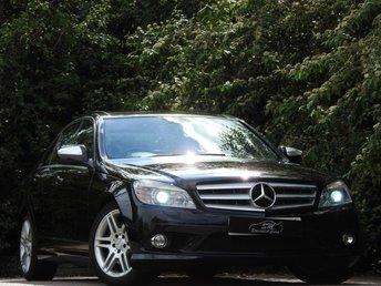 2008 MERCEDES-BENZ C CLASS 3.0 C320 CDI SPORT 4d AUTO 222 BHP £5250.00