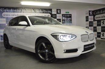 2013 BMW 1 SERIES 2.0 118D URBAN 5d 141 BHP £9488.00
