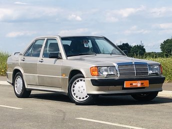 View our MERCEDES-BENZ 190