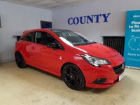 USED 2016 16 VAUXHALL CORSA 1.4 LIMITED EDITION ECOFLEX 3d 74 BHP * ONE OWNER WITH HISTORY *