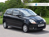 USED 2009 58 CHEVROLET MATIZ 1.0 SE FLAIR A/C TWO TONE 5d 65 BHP