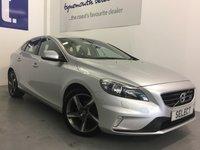 2015 VOLVO V40 1.6 D2 R-DESIGN 5d 113 BHP £9750.00